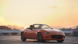 Mazda MX-5 30th Anniversary Edition - jubileuszowa