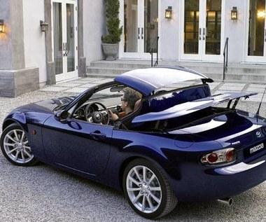 Mazda MX-5 coupe!