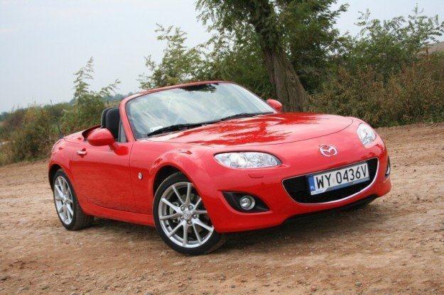 Mazda pracuje już nad MX-5 nowej generacji /