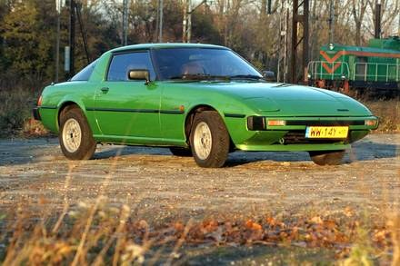 Mazda RX-7 / Kliknij /Classicauto