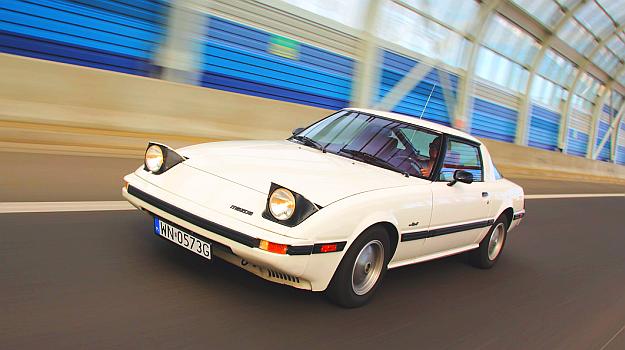 Mazda RX-7 /Motor