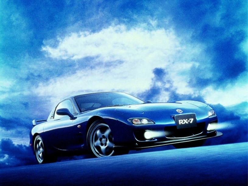 Mazda RX-7 /
