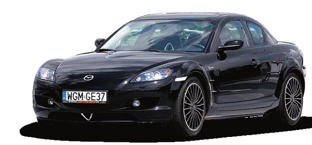 Mazda RX-8 /Motor
