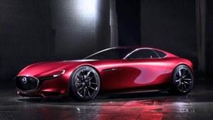 Mazda RX-Vision z silnikiem Wankla