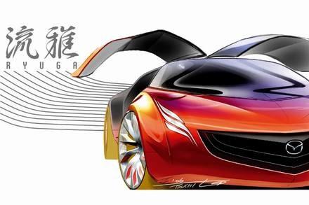 Mazda ryuga / Kliknij /INTERIA.PL