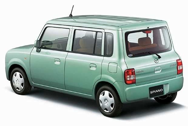 Mazda Spiano (kliknij) /INTERIA.PL