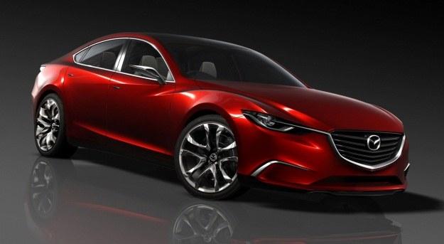 Mazda takeri /
