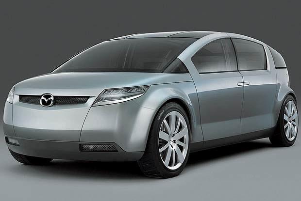 Mazda Washu (kliknij) /INTERIA.PL