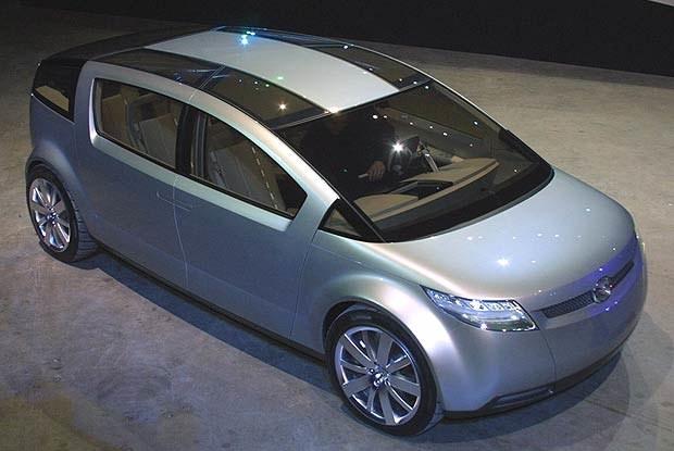 Mazda Washu w Detroit (kliknij) /INTERIA.PL