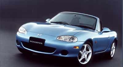 Mazda z Księgi Guinness'a /INTERIA.PL