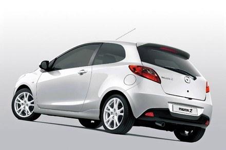 Mazda2 / Kliknij /INTERIA.PL