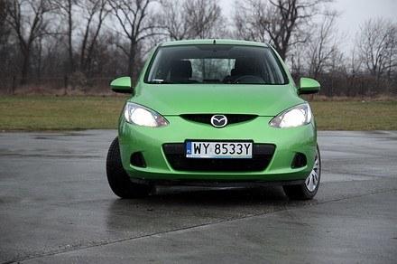 Mazda2 /INTERIA.PL