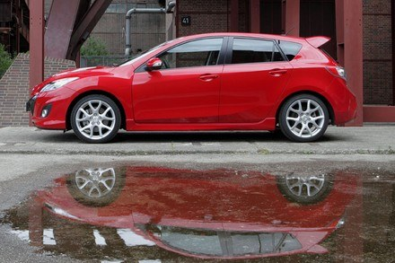 Mazda3 MPS /