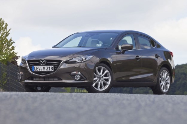 Mazda3 sedan /