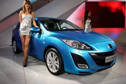 Mazda3 /INTERIA.PL