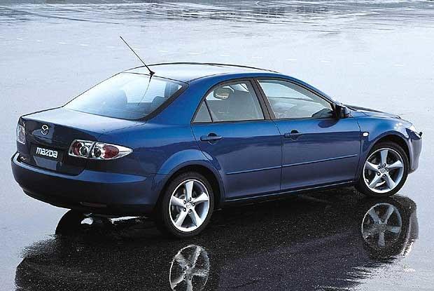 Mazda6 (Atenza) - kliknij /INTERIA.PL