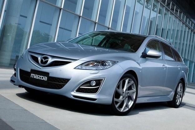Mazda6 cieszy się sporą popularnością /