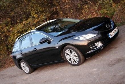 Mazda6 kombi /INTERIA.PL