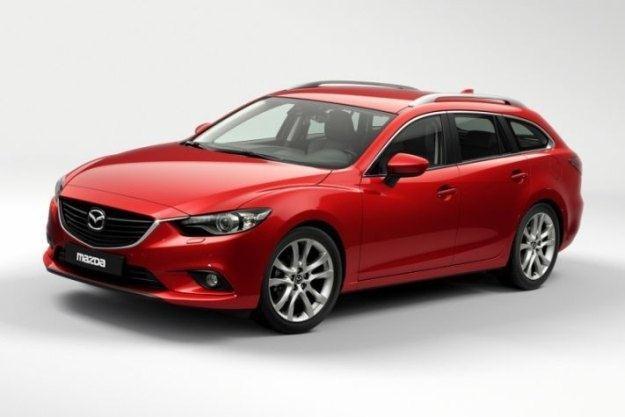 Mazda6 kombi /