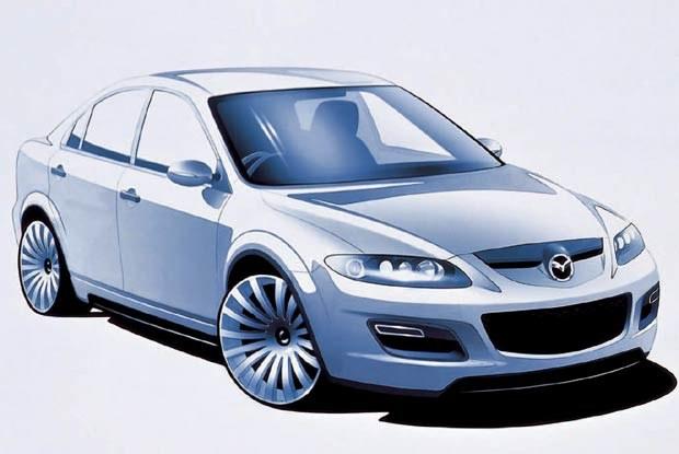 Mazda6 MPS Concept (kliknij) /INTERIA.PL