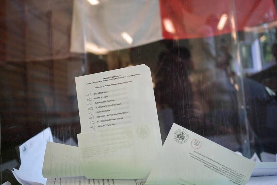 Mazowieckie/ Ujemne wyniki badań wśród członków komisji wyborczej w Jasieńcu. Zdjęcie ilustracyjne / Marcin Obara  /PAP