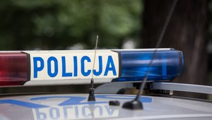 Mazowieckie: Zderzenie ciężarówki z samochodem osobowym na DK50