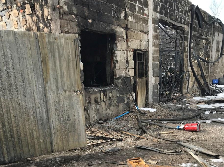 Mazowsze: 100 strażaków walczy z pożarem budynków inwentarskich. Zdjęcie ilustracyjne /Marcin Buczek /RMF FM