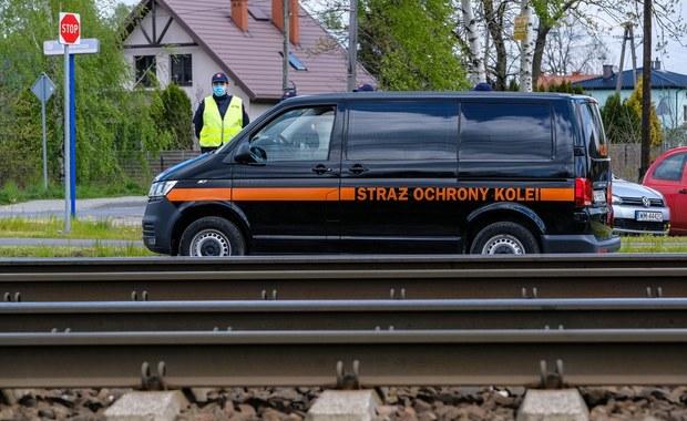 Mazowsze: Pijany dyżurny wstrzymał ruch pociągów