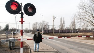 Mazowsze: Pociąg uderzył w tira