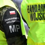Mazowsze: Żołnierz zaatakował siekierą ciężarną żonę