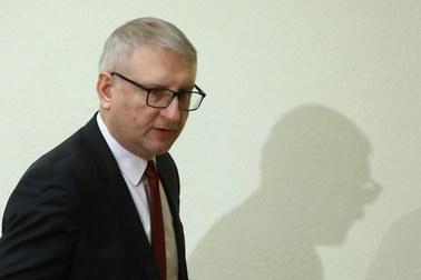Mazurek: Stanisław Pięta zawieszony w prawach członka partii i klubu PiS