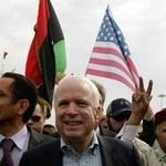 McCain: Zabicie Kadafiego przez NATO byłoby w porządku
