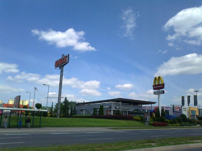 McDonald's ma w Polsce sieć 352 lokali /INTERIA.PL