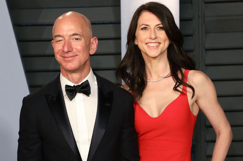 McKenzie Scott i Jeff Bezos /Taylor Hill / Contributor /Getty Images