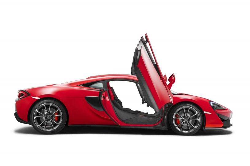 McLaren 540C /