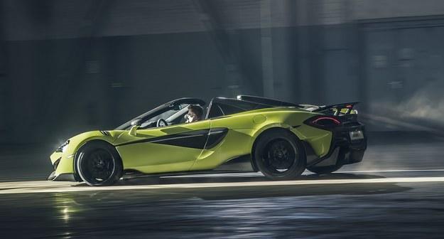McLaren 600LT Spider /McLaren