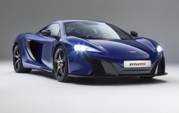 McLaren 650S /