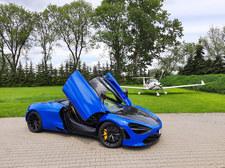 McLaren 720S na zdjęciach