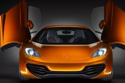 McLaren MP4-12C /