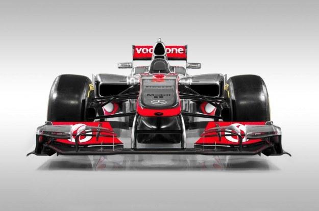 McLaren MP4-27 /