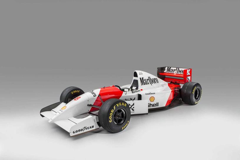McLaren MP4/8A /