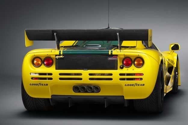 McLaren P1 GTR /