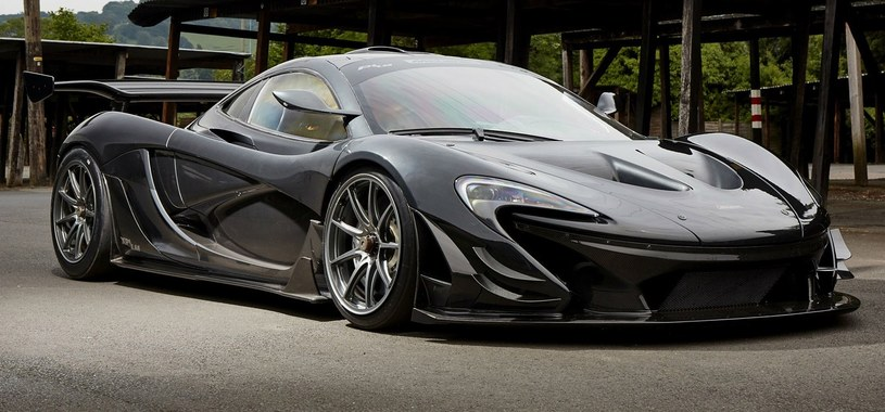 McLaren P1 LM /