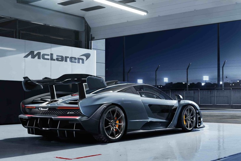 McLaren Senna /