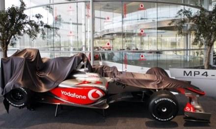 McLaren uchylił rąbka tajemnicy. Poznaliśmy szczegółowe dane bolidu MP4-24 /AFP