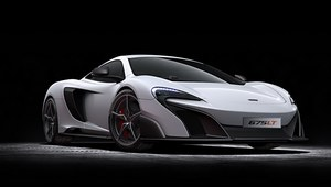 McLaren ujawnia pierwsze zdjęcia 675LT