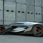 McLaren Ultimate Vision Gran Turismo - samochód sportowy prosto z gry