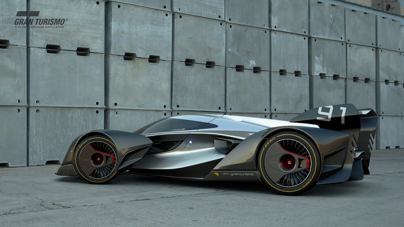 McLaren Ultimate Vision Gran Turismo /materiały prasowe
