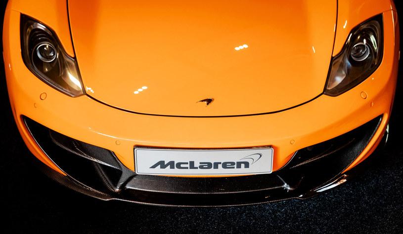 McLaren /AFP