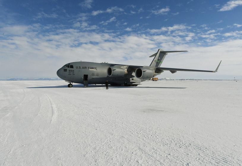 McMurdo Air Station /AFP